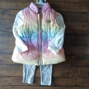 NWT Juicy Couture 3 Piece Outfit 24 months